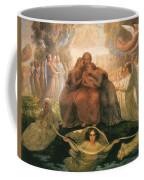Divine Genesis Coffee Mug