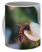 Diving For Pollen Coffee Mug