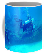 Diving The James Bond Movie Wreaks Coffee Mug
