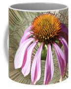 Divinity Gold - Echinacea Coffee Mug