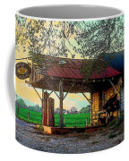Dixie Oil And Gasoline Coffee Mug
