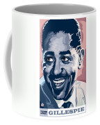 Dizzy Gillespie Portrait Coffee Mug