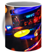 Dj 's Delight Coffee Mug by Olivier Le Queinec
