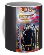 Django Freedom Coffee Mug
