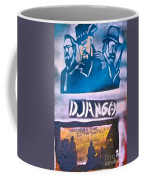 Django Once Upon A Time Coffee Mug