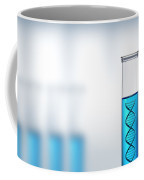 Dna Research Or Testing In A Laboratory Coffee Mug