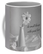 Do Small Things Coffee Mug