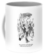 Do You Think The World Really Is Going To Hell Coffee Mug