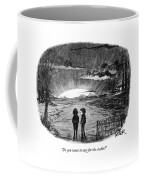 Do You Want To Stay For The Credits? Coffee Mug