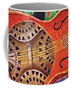 Dobro-slide Guitar-2 Coffee Mug