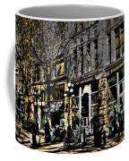 Doc Maynards And The Underground Tour - Seattle Washington Coffee Mug by David Patterson