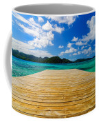 Dock And Beautiful Water Coffee Mug