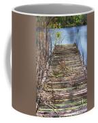 Dock In The Glades Coffee Mug