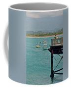 Dock Overlooking Quepos Bay-costa Rica Coffee Mug