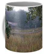 Dock Side Fog Coffee Mug