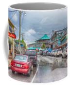 Dock Street - Cedar Key Coffee Mug