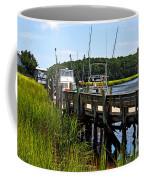 Docked At Calabash Coffee Mug