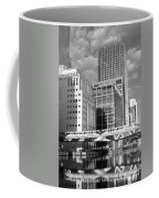 Docklands London Mono Coffee Mug