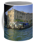 Docks On The Grand Canal Coffee Mug