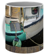 Dockside Detail Coffee Mug