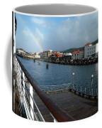 Dockside Rainbow  Coffee Mug