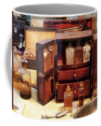Doctor - Case With Medicine Bottles Coffee Mug