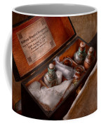 Doctor - Hospital Knapsack  Coffee Mug by Mike Savad