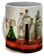 Doctor - Medicine Bottles Tall And Short Coffee Mug