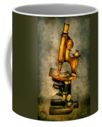 Doctor - Microscope - The Start Of Modern Science Coffee Mug by Mike Savad