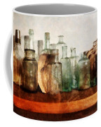 Doctor - Row Of Medicine Bottles Coffee Mug