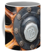Dodge Brothers Hubcap And Spokes Coffee Mug