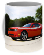 Dodge Challenger Coffee Mug
