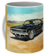 Dodge Charger Rt 1970 Coffee Mug