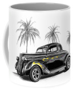 Dodge Coupe Coffee Mug
