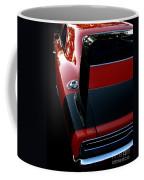 Dodge Daytona Fin Coffee Mug