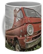Dodge Coffee Mug