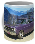 Dodge- Mountain Background Coffee Mug