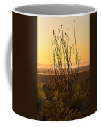 Dog Canyon Sunset Coffee Mug