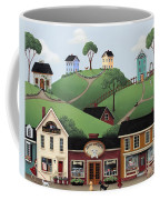 Dog Days Of Summer Coffee Mug by Catherine Holman