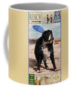 Dog Days Of Summer V2 Coffee Mug