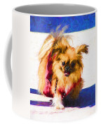 Dog Daze 3 Coffee Mug