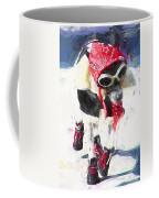 Dog Daze 8 Coffee Mug