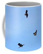 Dog Fight Coffee Mug