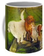 Dog Friends Coffee Mug