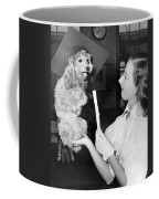 Dog Graduates From School Coffee Mug