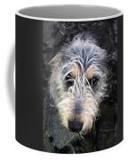 Dog Head Coffee Mug