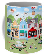 Dog Lovers' Lane Coffee Mug
