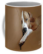 Dog - Mr. Oliver Snoozing Coffee Mug