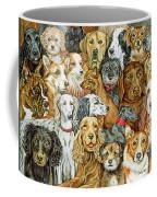 Dog Spread Coffee Mug by Ditz