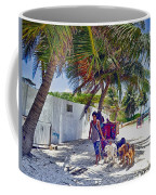 Dog Walker Coffee Mug